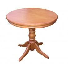 Стол Обеденный 1 балясный (круг)