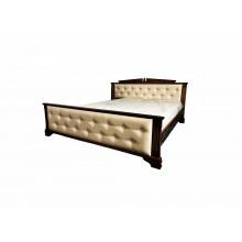 Кровать Афина мягкая вставка