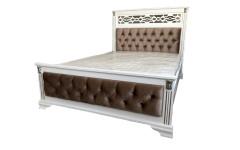 Кровать Мальта с мягкой вставкой