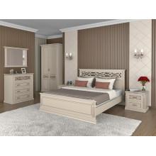 Кровать Мальта массив