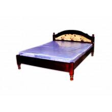 Кровать Филенка ткань