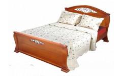 Кровать Эврос с ковкой