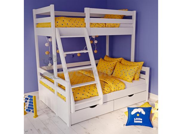 Кровать 2ух ярусная Некст