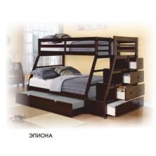 Кровать 2ух ярусная Эпиона