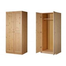 Шкаф двух створчатый