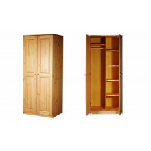 Шкаф двух створчатый Витязь