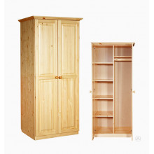 Шкаф двух створчатый Лирон