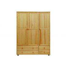 Шкаф трех створчатый Витязь №4