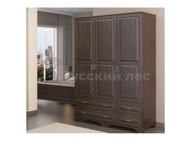 Шкаф трех створчатый Филенка №3