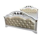 Кровати односпальные, полутороспальные, двуспальные