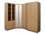 Угловые шкафы из дерева